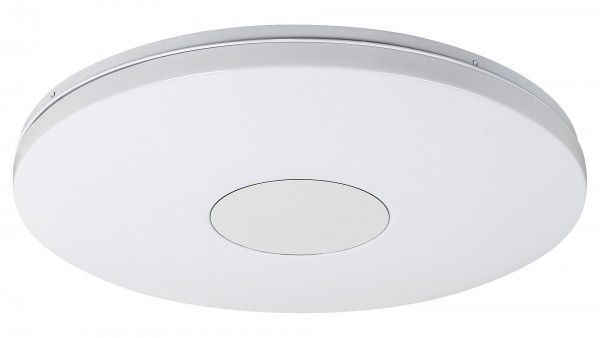 LED Deckenleuchte weiss/silber LED-Board 72W A+ 3000-6500K 3900lm IP20