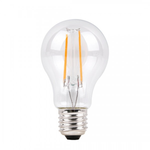 Filament-LED E27 A60 6W 780Lm 2700K dimmable LED
