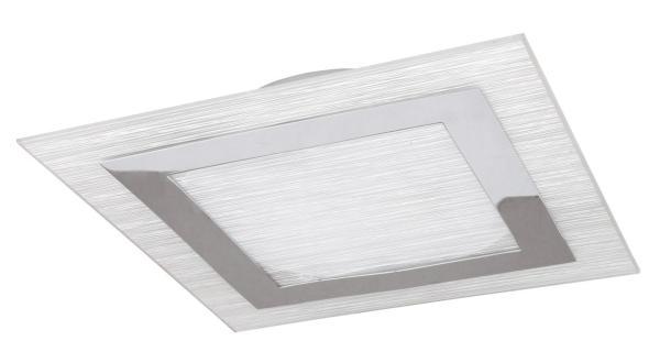 Deckenleuchte E27 Stripe chrom modern