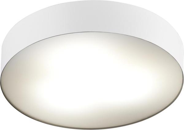 ARENA Deckenleuchte Badleuchte Metall/PMMA weiß Deckenlampe E14 20W