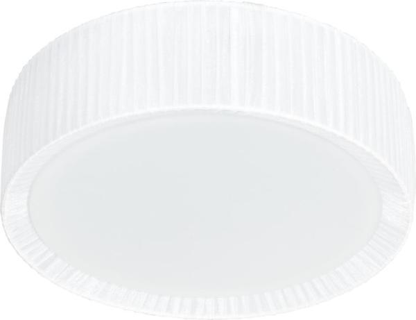 Deckenleuchte E27 ALEHANDRO weiß modern 45 cm