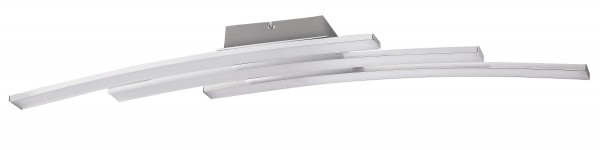 LED Deckenleuchte Addison aluminium modern