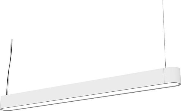 LED Pendelleuchte weiß 16W 3000K 1500lm