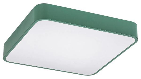 Nelson, LED Deckenleuchte, 36W, grün