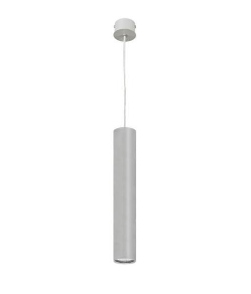 Pendelleuchte modern aus Metall silber EYE GU10