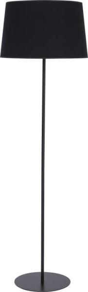 MAJA Stehleuchte schwarz 1-flammig E27 60W