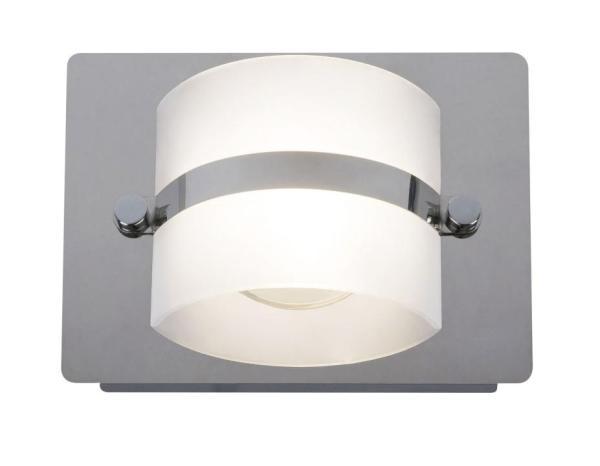 LED Wandleuchte chrom 5W 4000K 365lm