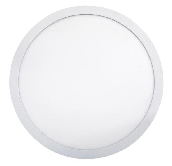 LED Deckenleuchte LOIS in mattweiß naturalweiß Ø400mm