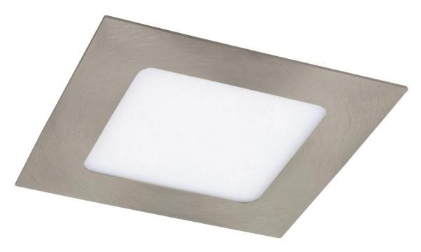 LED Einbauleuchte Lois chrom120mm