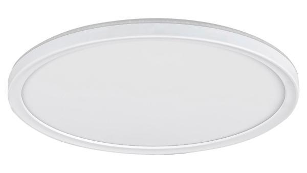 Pavel, LED Deckenleuchte, weiß, 18W