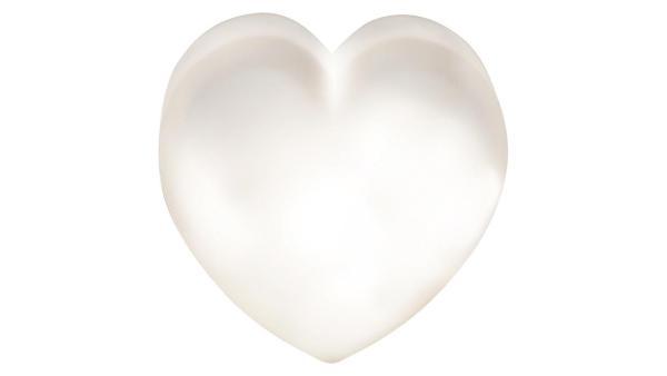 LED Kinderzimmerlampe Herz