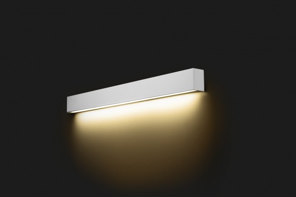 LED Wandleuchte weiß 14W 3000K 1300lm