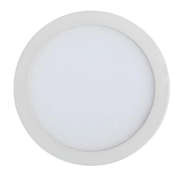 Elsa Deckenleuchte minimalistisch Metall/Kunststoff matt weiß Deckenlampe LED-Board 6W
