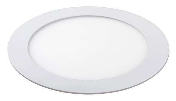 LOIS LED Einbauleuchte mattweiß Ø170mm