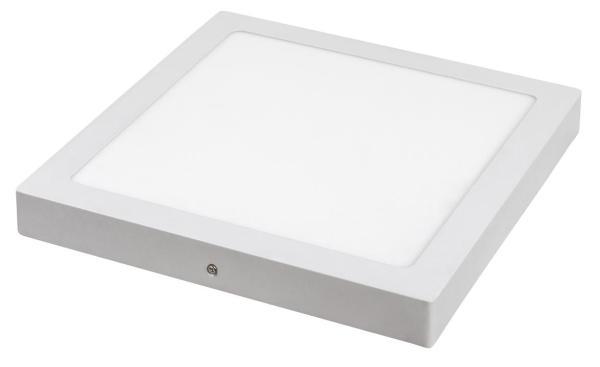 LED Deckenleuchte weiß 24W Lois Metall/Kunststoff 4000K naturalweiß 1700lm