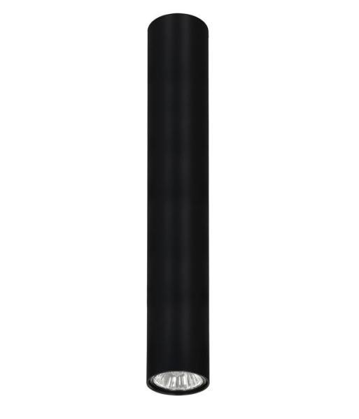 Deckenleuchte aus Metall EYE L schwarz GU10