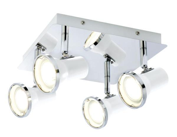LED Deckenleuchte 45W 1720lm weiß neutralweiß 4000K
