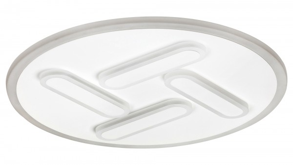LED Deckenleuchte weiss LED-Board 36W A 3000K 2290lm IP20