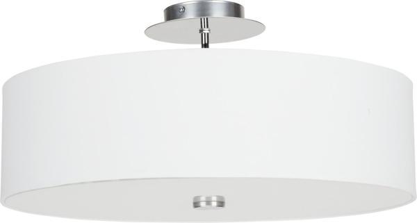Deckenleuchte E27 VIVIANE weiß modern