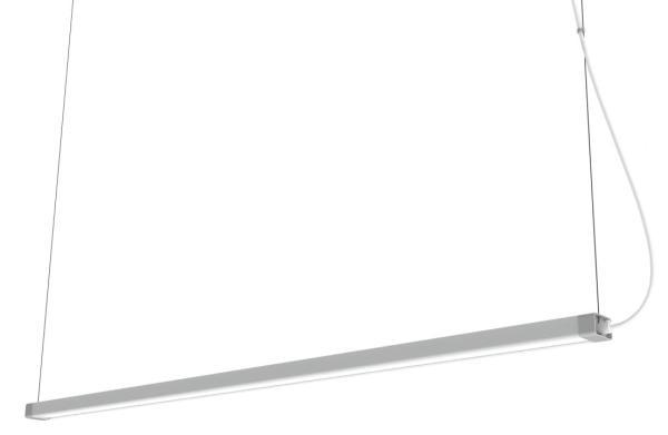 H LED Pendelleuchte Weiß 36W 3000K 2700lm