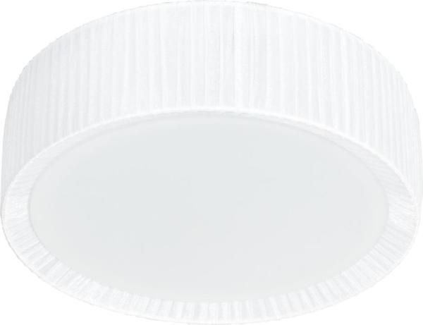 Deckenleuchte E27 ALEHANDRO weiß modern 35 cm