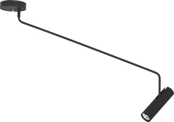 Deckenleuchte aus Metall EYE SUPER C schwarz GU10