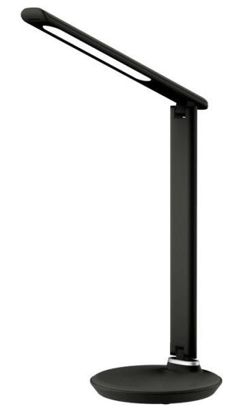 Osias, LED Tischleuchte, schwarz