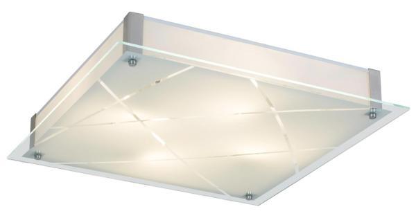 LED Deckenleuchte 36W 2700lm weiß warmweiß 3000K