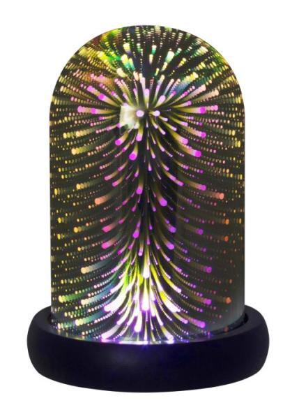 LED Tischlampe Joyce Dekoleuchte batteriebetrieben