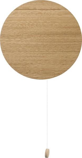 Wandleuchte mit Schalter MINIMAL Holz