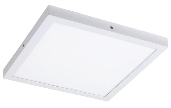 LED Deckenleuchte weiß 36W Lois Metall/Kunststoff 4000K naturalweiß 2500lm