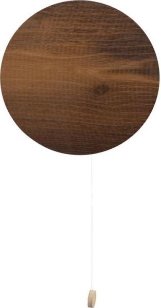 Wandleuchte mit Schalter modern Holz