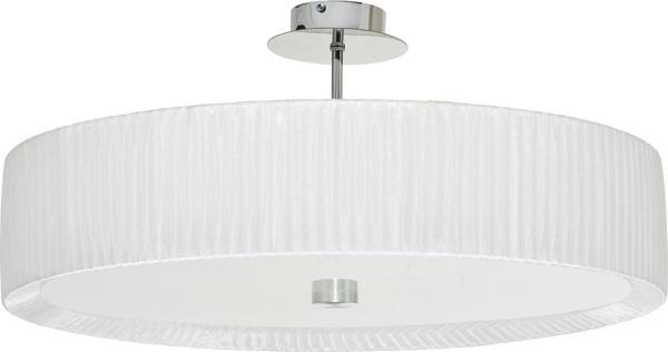 Deckenleuchte E27 ALEHANDRO weiß modern 55 cm