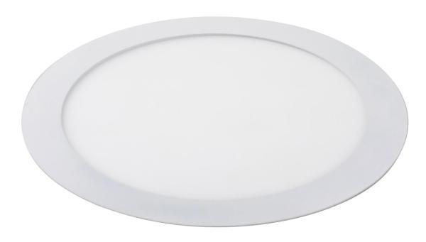 LOIS LED Einbauleuchte mattweiß Ø225mm
