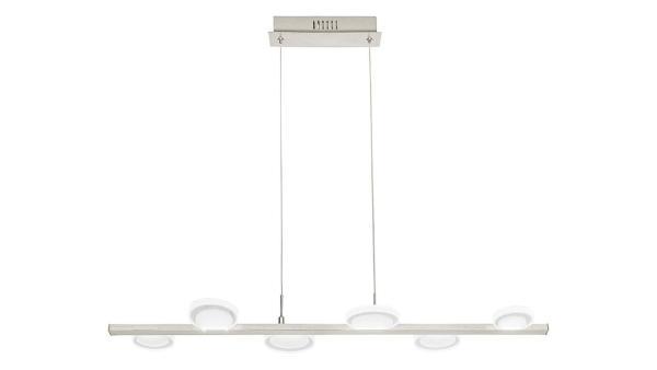 LED Pendelleuchte chrom matt LED-Board 20W A 3000K 1150lm IP20