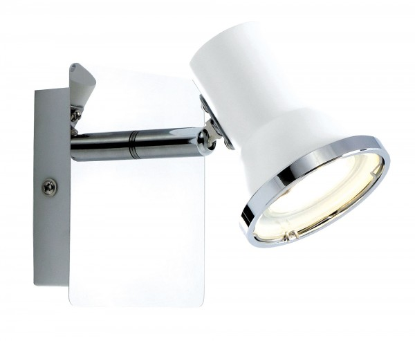 LED Wandleuchte weiß 45W 4000K 430lm
