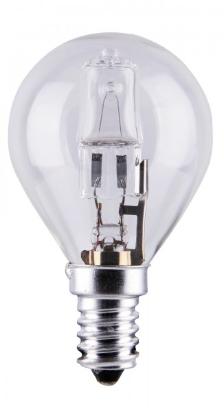Halogen Leuchtmittel E14 18W 3000K warmweiß Dimmbar