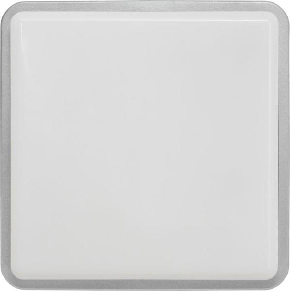 Badezimmerlampe wasserfest silber
