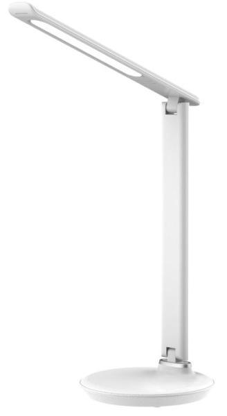 Osias, LED Tischleuchte, weiß