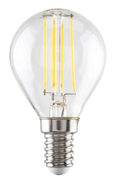 LED Filament Leuchtmittel E14 4W 4000K neutralweiß