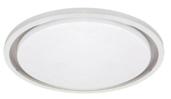 LED Deckenleuchte 24W weiß warmweiß