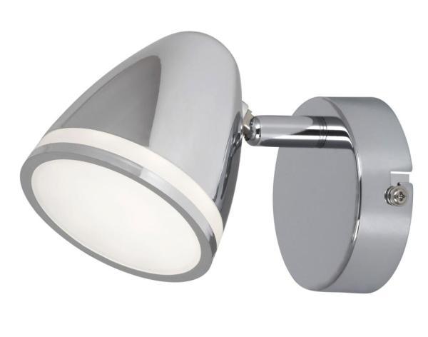 LED Deckenleuchte 4W 360lm chrom neutralweiß 4000K