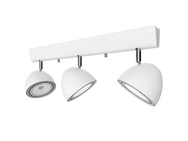 VESPA WHITE Deckenleuchte modern Metall weiß Deckenlampe GU10/ES111 75W