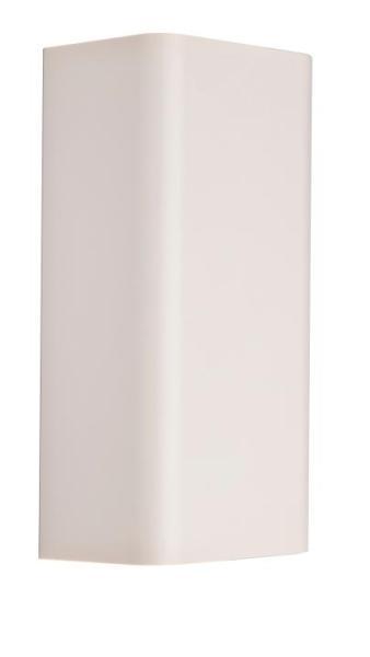 Wandleuchte weiß aus Metall BERGEN GU10