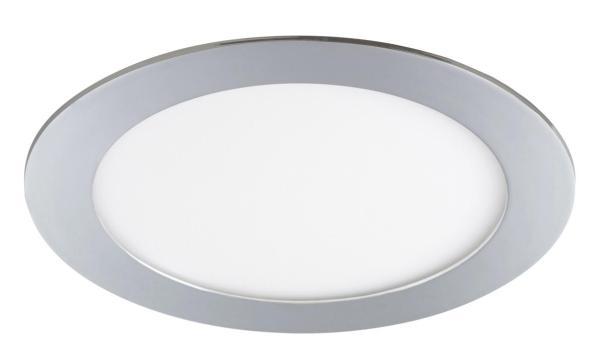 LED Einbauleuchte Lois chrom