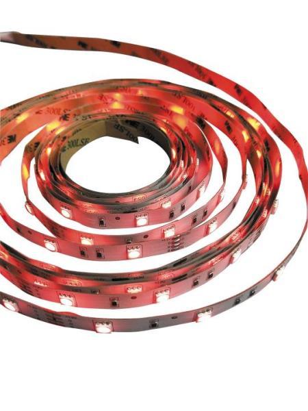 RGB LED Streifen mit Fernbedienung