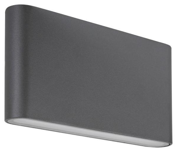LED Außenwandleuchte Nesna 12W 528lm 3000K IP54