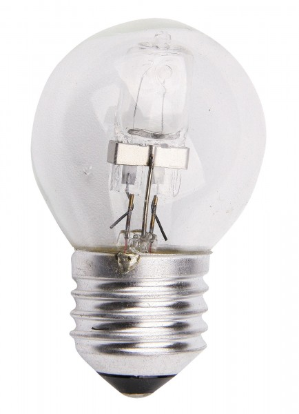 Halogen Leuchtmittel E27 18W 2800K warmweiß Dimmbar