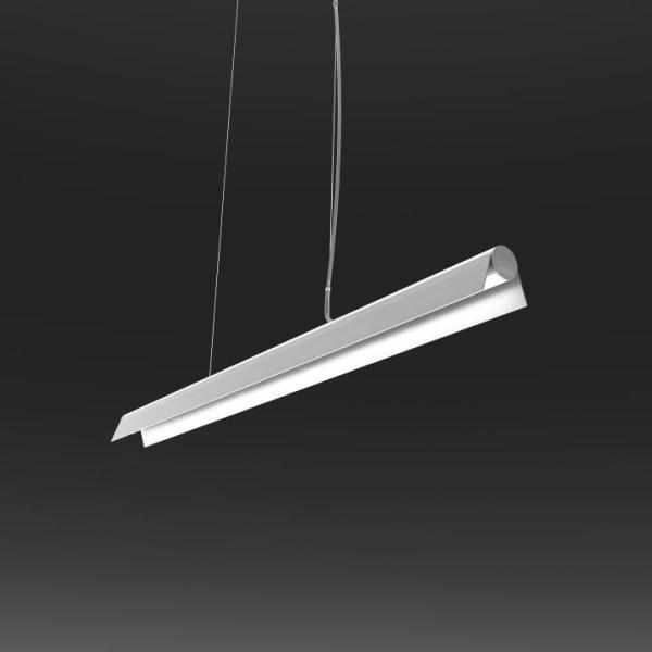 A LED Pendelleuchte Weiß 36W 3000K 2700lm