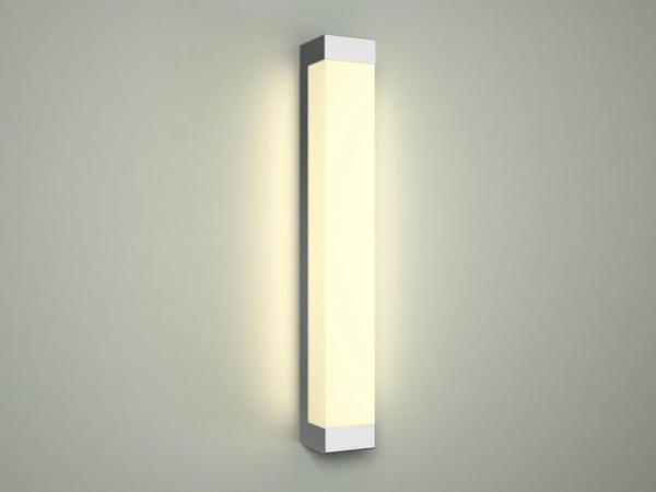 LED Wandleuchte chrom 12W 4000K 720lm